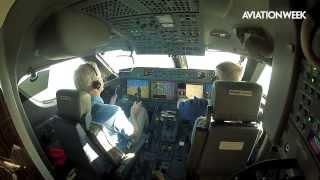 Pilot Report: Gulfstream G650