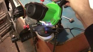 Florabest Chainsaw sharpener FSG85D1