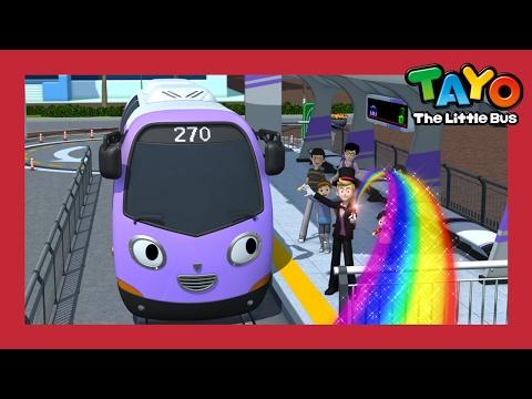 Tayo's Season 4 Tramy l New Friend l Tayo the Little Bus
