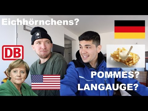 5 Things WE MISS ABOUT GERMANY