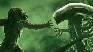 Alien vs. Predator (Game trailer español)