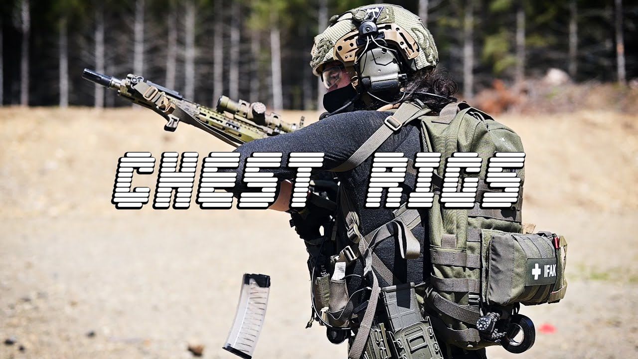 Chest Rigs - Featuring Haley Strategic and Hevalti Tactical