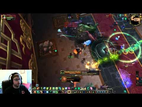 WoW Mists of Pandaria Raid and Scenario Livestream