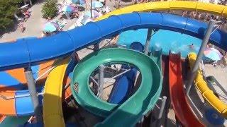 Аквапарк в Яровом 2016(Смотреть ролик в 3D: http://sm.exelo.ru/AbH6/ Собираетесь на отдых в Турцию или Египет? Есть варианты пляжного отдыха..., 2016-04-28T11:17:10.000Z)
