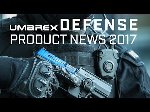 UMAREX Product News 2017 - DEFENSE