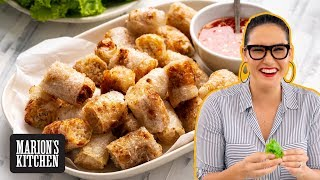 Vietnamese Fried Spring Rolls That Won't Explode When You Cook Them! - Marion's Kitchen