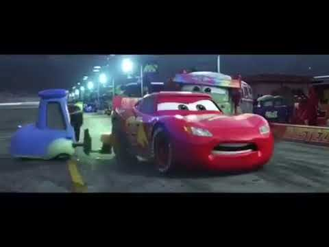 Cars 3 Lightning McQueen's Crash HD