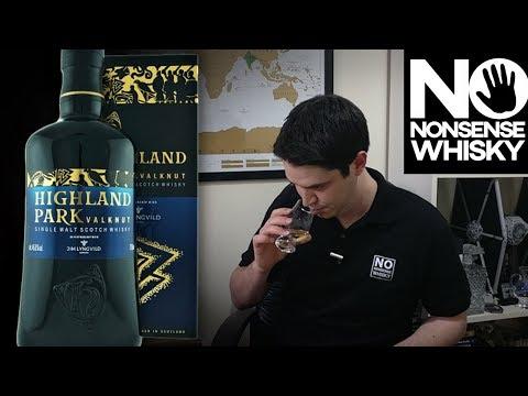 Highland Park Valknut   No Nonsense Whisky #173