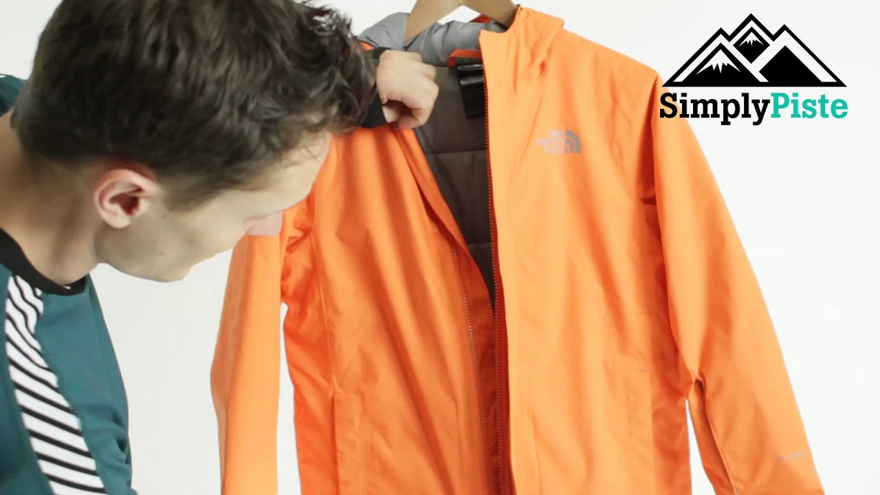 The North Face Youth Snow Quest Jacket - www.simplypiste.com - YouTube b8cffcac66be