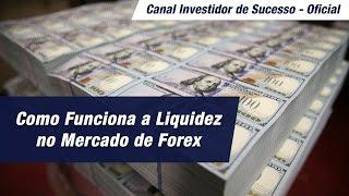 Como Funciona a Liquidez no Mercado de Forex | Marcello Vieira