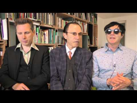 Franz Ferdinand Sparks interview - Alex, Ron & Russel (part 1)