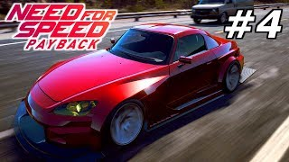 NEED FOR SPEED Payback #4 – TUNING + 2. Garage | NFS Gameplay German Deutsch