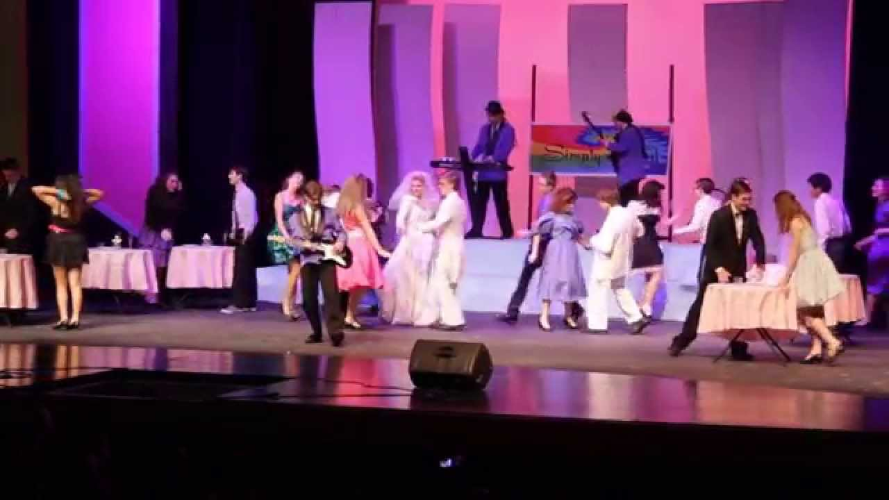 """It's Your Wedding Day"" Horizon High School Theatre ..."