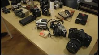Экскурс по истории фототехники и фотографии