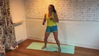 Trening w domu na mięśnie brzucha atak na dolną fałdkę brzucha