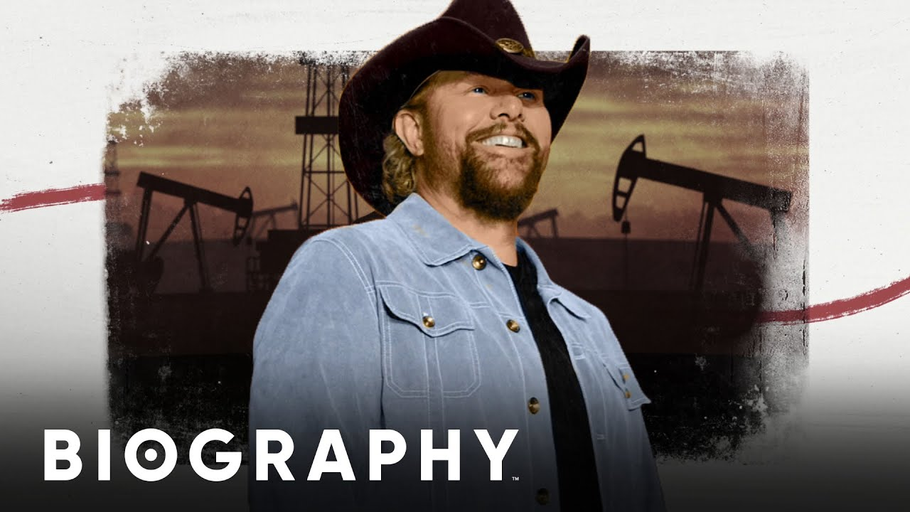Toby Keith: Oil Business Baby Finds Country Fame | Biography