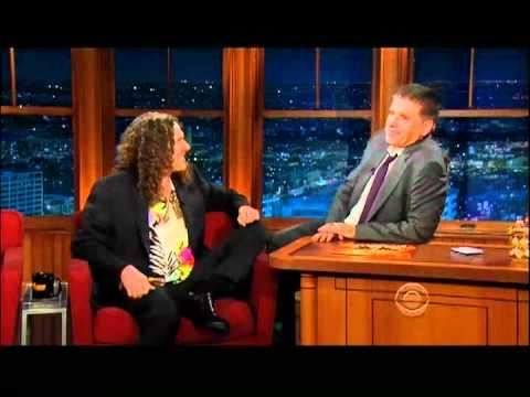 Craig Ferguson 2/9/12E Late Late Show Weird Al Yankovic