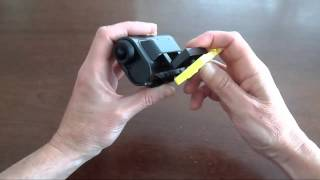 Unboxing AKA SF1 Skeleton Frame for Sony Action Cam HDR- AS100V, AS30V, AS20, AS15, AS10