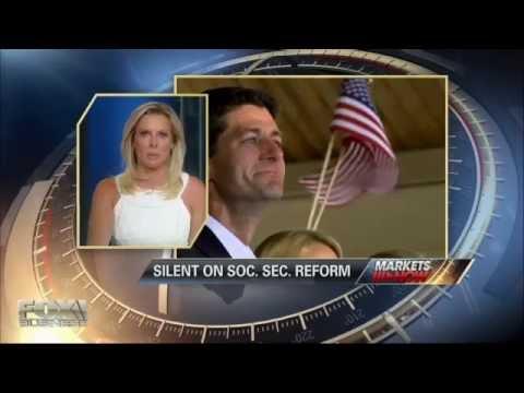 Todd Schoenberger interviewed by Dennis Kneale, Cheryl Casone: Rep. Ryan on Privatizing Social Sec