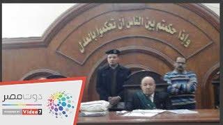 المحكمة تحيل المتهمين بمقتل الأنبا إبيفانيوس لمفتى الجمهورية