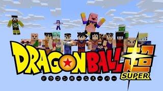 Minecraft Animacion : Dragon Ball Super