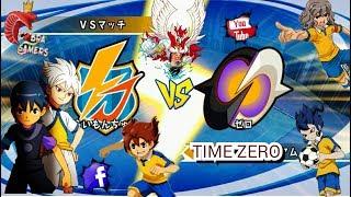 ✇ Inazuma Eleven Go Strikers 2013 ✇ MODO HISTORIA 2017 # 19 Time Zero!