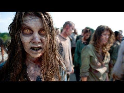 The Walking Dead Interview: Greg Nicotero, Scott Gimple, David Alpert Interview - Comic-Con 2013
