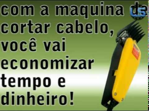 e17ea178d Maquina De Cortar Cabelo Wahl Amarela Profissional com 17 Peças - Cód.  L046Ls