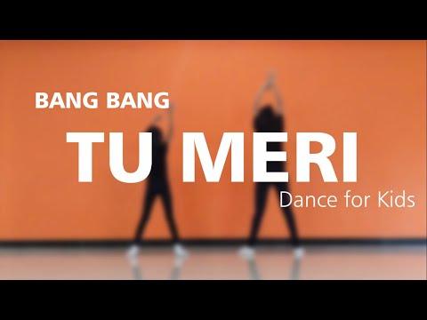 Tu Meri | Dance For Kids | BANG BANG | Hrithik Roshan | Vishal Shekhar | Santosh Kadlag Choreography