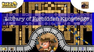 [~Anubis~] #A Library of Forbidden Knowledge - Diggy's Adventure