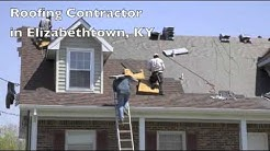 Roofing Contractor Elizabethtown KY CNJ's Roofing