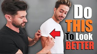 7 Easy Ways ANY Guy Can Look GREAT! (Alex Costa, BluMaan & alpha m.)