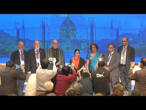 The Raisina Dialogue 2016