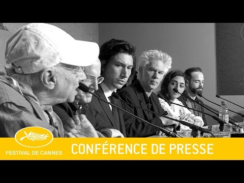 PATERSON - Press Conference - EV - Cannes 2016
