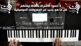 عزف اورك اغنية ميحانه للفنان ناظم الغزالي | Audio HD 2017