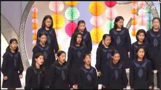 Nコン2014 東京都町田市立鶴川第二中学校 「君は地球が回転する音を聞いたことがあるか」