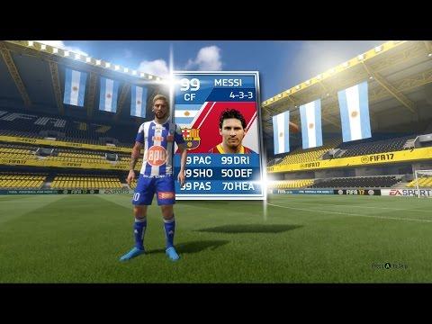 FUT HISTORY: FIFA 09 - FIFA 17