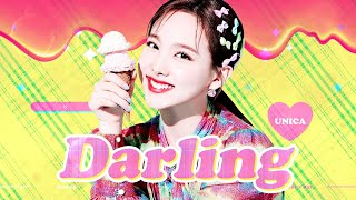 커버 보컬 팀 UNICA ⁺₊˚✧ 걸스데이(GIRL'S DAY) - Darling(달링)