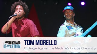 Tom Morello Reflects on the Chemistry of Rage Against the Machine