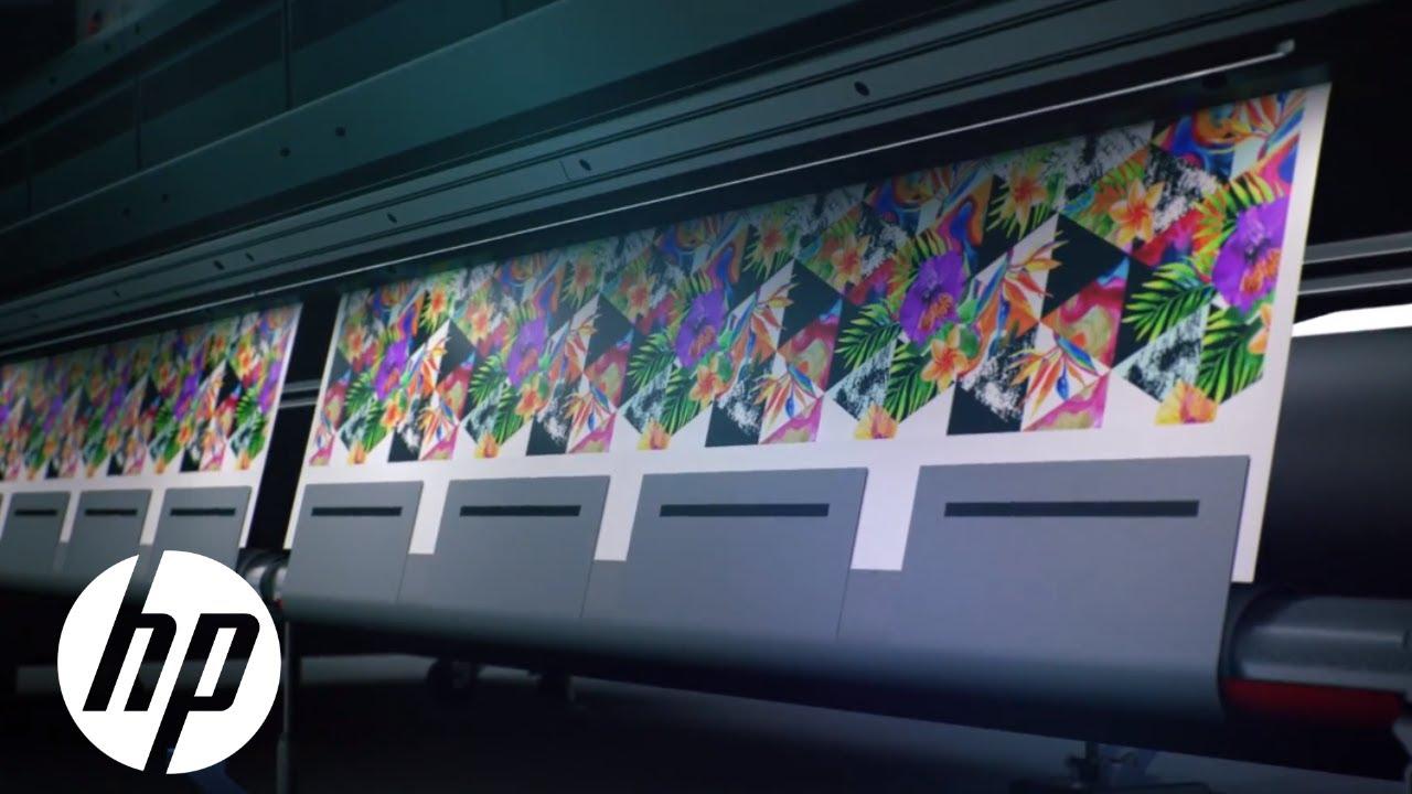 Introducing the New HP Latex 3200 & 3600 Printers   HP Latex   HP