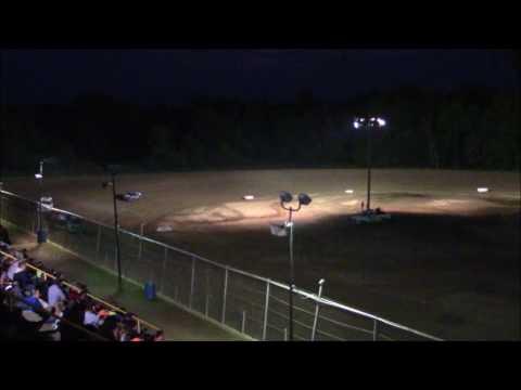 Butler Motor Speedway FWD Heat #2 8/5/17