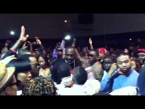 Wiley college kappa probate/party pt 1