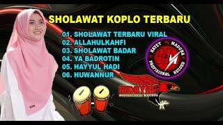 Download FULL ALBUM SHOLAWAT KOPLO TERBARU 2020 FULL BASS  SHOLAWAT RELIGI KOPLO