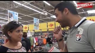 """بمناسبة """"Tunisia Shopping"""" كارفور تربّح Tablette"""