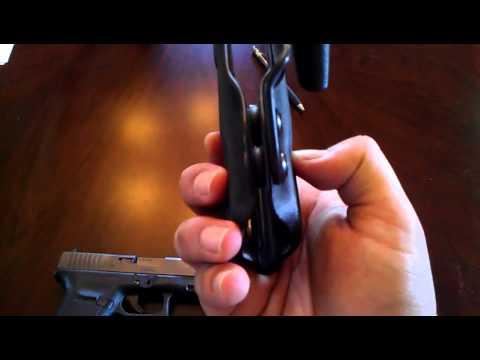 Comp-tac 2 o'clock holster