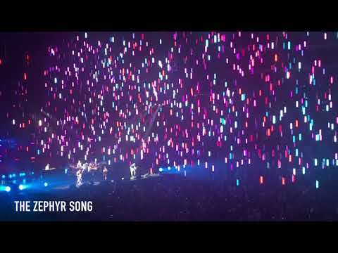 Red Hot Chili Peppers: LIVE -  Gila River Arena Show Highlights -  Glendale, Arizona-  October 2017
