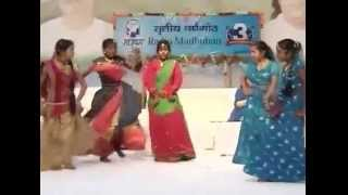 Dance by Students of Arbuda School -2