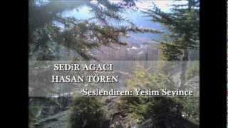 SEDiR AGACI / HASAN TÖREN - Seslendiren : Yesim Sevince