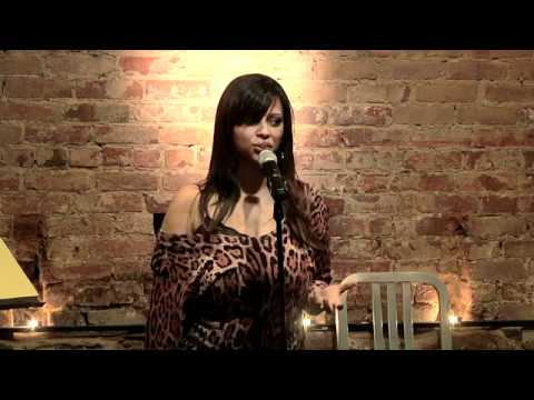 Spoken Word Poet Yenny Love @ Mike Geffner Presents The Insired Word - Part 1