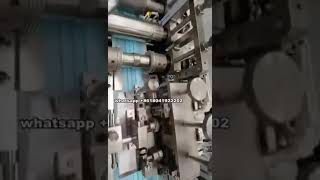 High speed disposable face masks making production line